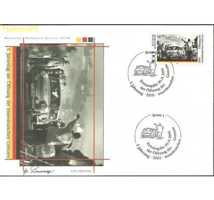 Znaczek Niemcy 1994 Mi 1769 FDC