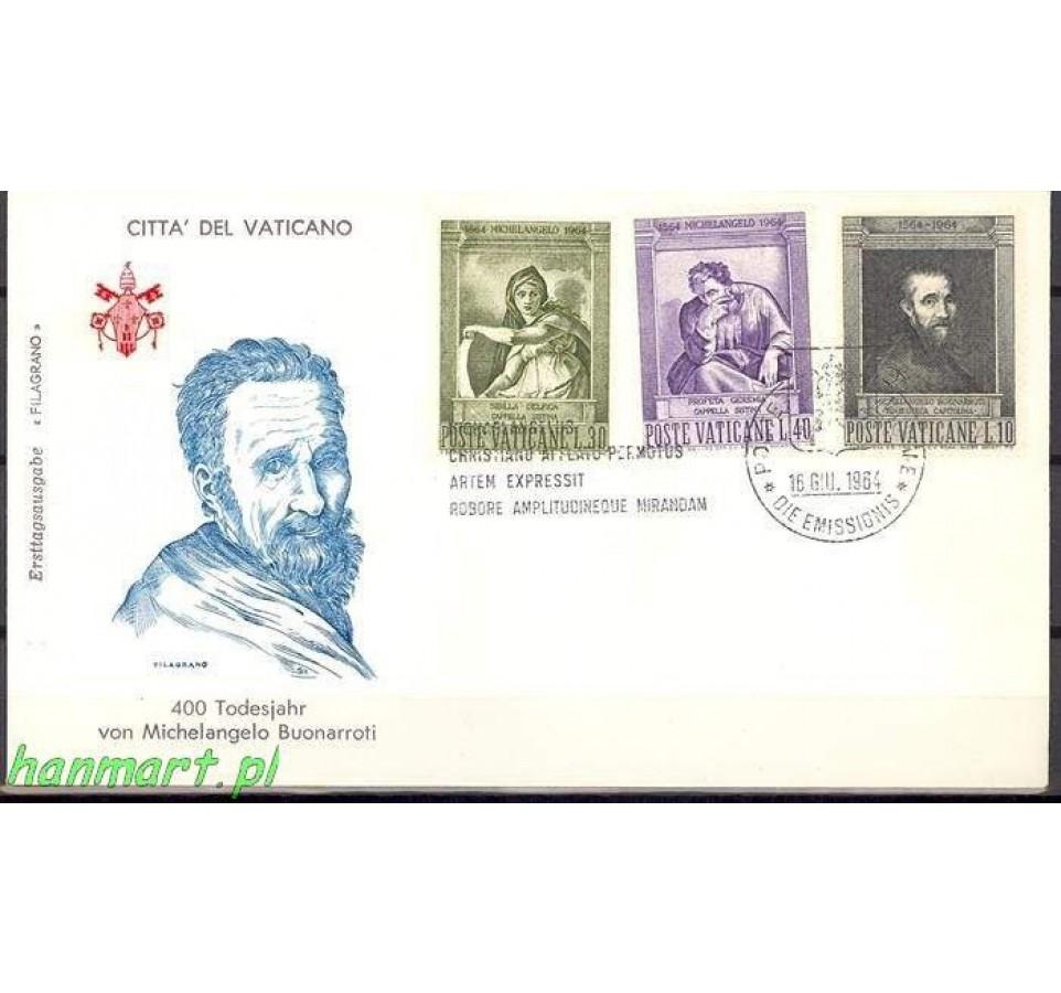 Watykan 1964 FDC