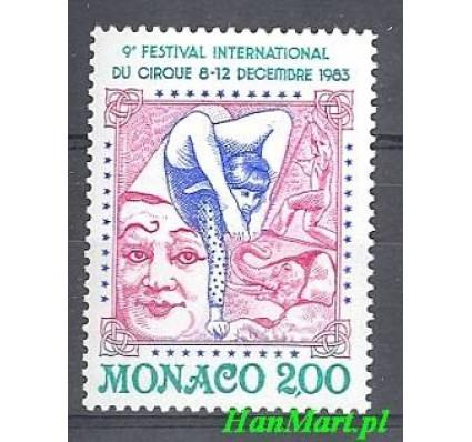 Monako 1983 Mi 1601 Czyste **