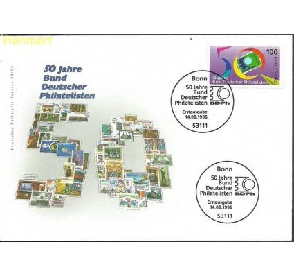 Znaczek Niemcy 1996 Mi 1878 FDC