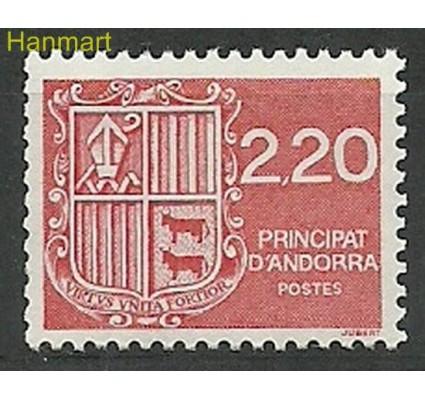 Znaczek Andora Francuska 1988 Mi 387 Czyste **