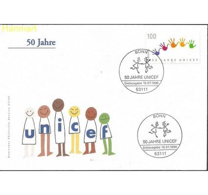 Znaczek Niemcy 1996 Mi 1869 FDC