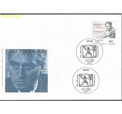 Znaczek Niemcy 1996 Mi 1893 FDC