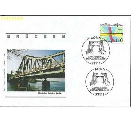 Znaczek Niemcy 1998 Mi 1967 FDC