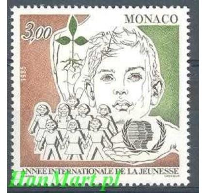 Monako 1985 Mi 1699 Czyste **