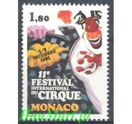 Monako 1985 Mi 1717 Czyste **
