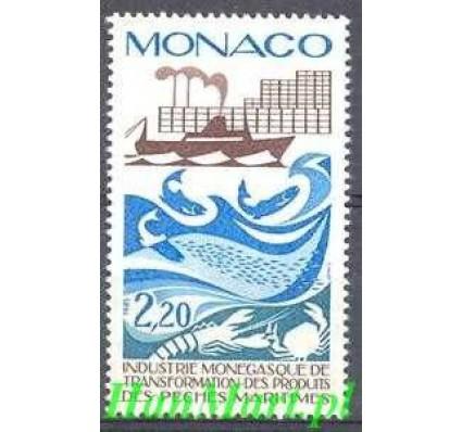 Znaczek Monako 1985 Mi 1720 Czyste **