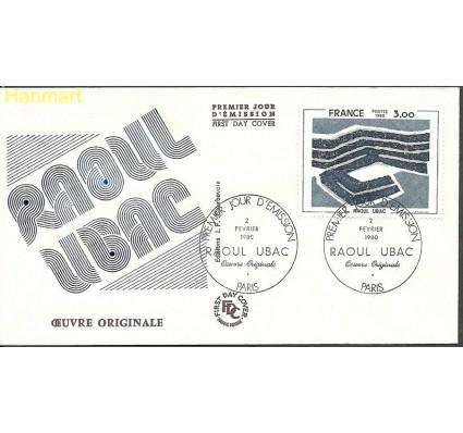 Znaczek Francja 1980 Mi 2193 FDC