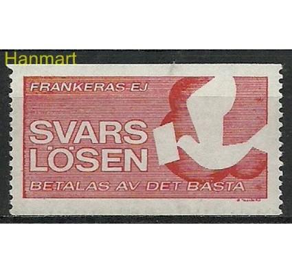 Znaczek Szwecja 1968 Mi aut 1 Czyste **