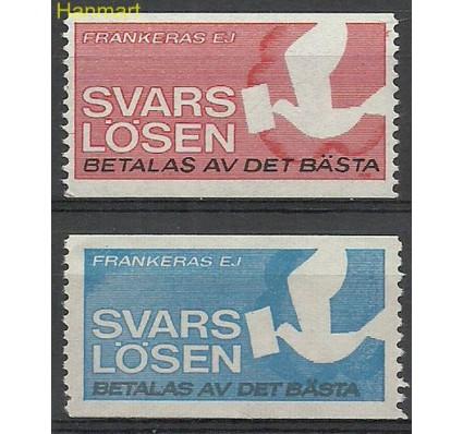Szwecja 1969 Mi aut 4-5 Czyste **
