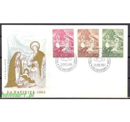 Watykan 1965 FDC