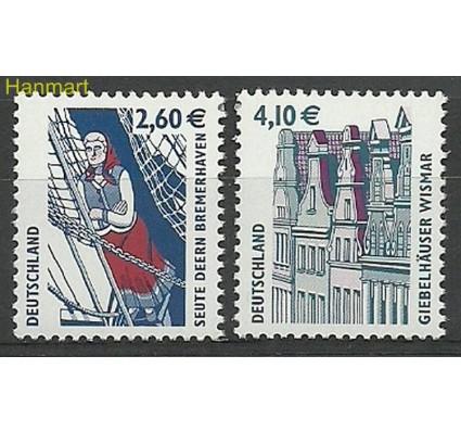 Znaczek Niemcy 2003 Mi 2322-2323 Czyste **