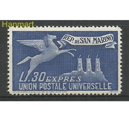Znaczek San Marino 1946 Mi 355 Z podlepką *