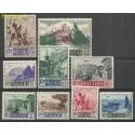 San Marino 1950 Mi 442-450 Z podlepką *
