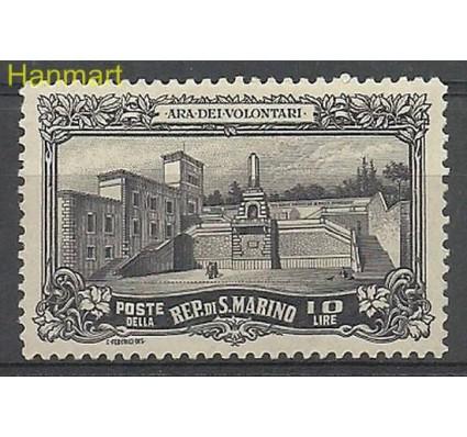 San Marino 1927 Mi 140 Z podlepką *