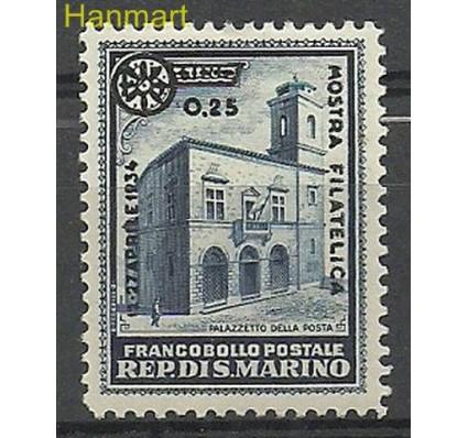 Znaczek San Marino 1934 Mi 202 Z podlepką *