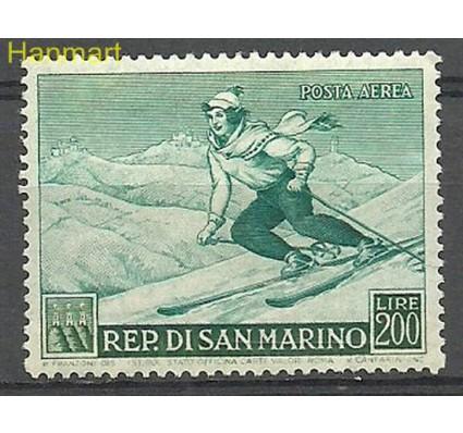 Znaczek San Marino 1953 Mi 501 Z podlepką *