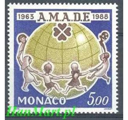 Monako 1988 Mi 1858 Czyste **