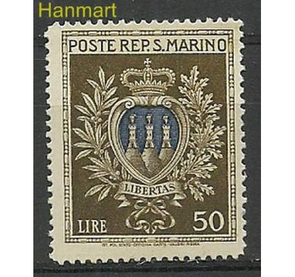 Znaczek San Marino 1945 Mi 334 Z podlepką *