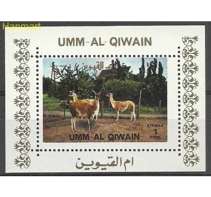 Znaczek Umm Al Qiwain 1972 Mi ein1015 Czyste **