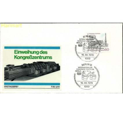Berlin Niemcy 1979 Mi 591a FDC