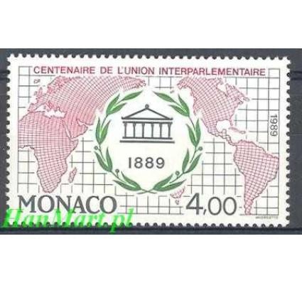 Monako 1989 Mi 1928 Czyste **