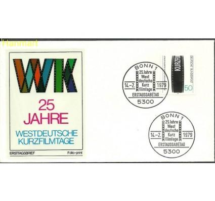 Znaczek Niemcy 1979 Mi 1003a FDC