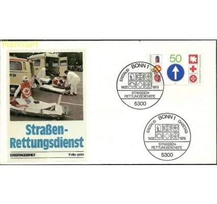 Znaczek Niemcy 1979 Mi 1004a FDC