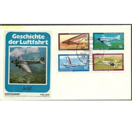 Znaczek Niemcy 1979 Mi 1005-1008 FDC