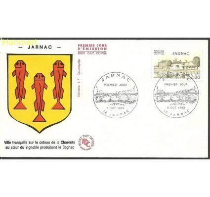 Znaczek Francja 1983 Mi 2414 FDC