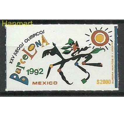 Znaczek Meksyk 1992 Mi 2266 Czyste **