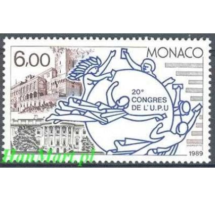 Monako 1989 Mi 1939 Czyste **