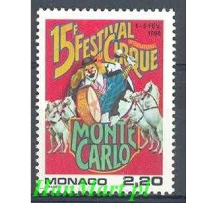 Monako 1989 Mi 1940 Czyste **