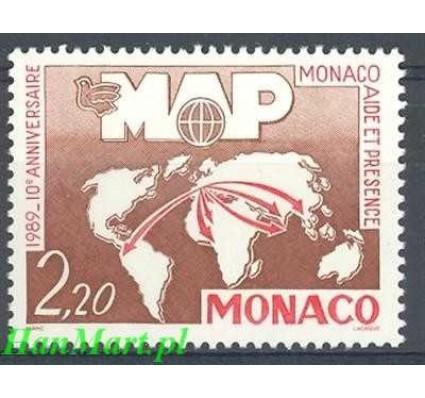 Monako 1989 Mi 1941 Czyste **