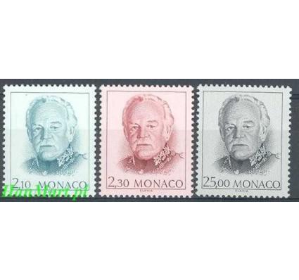 Znaczek Monako 1990 Mi 1942-1944 Czyste **