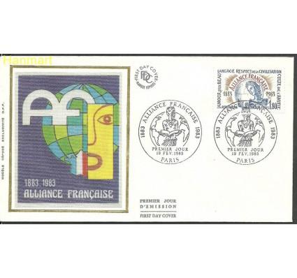 Znaczek Francja 1983 Mi 2383 FDC