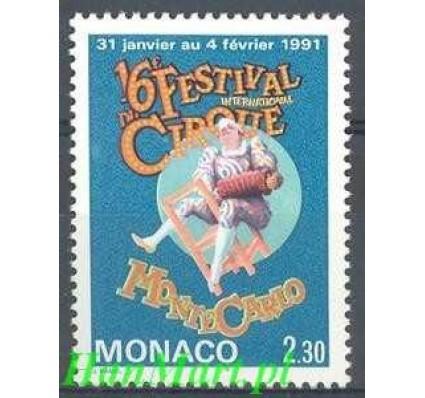 Monako 1991 Mi 1994 Czyste **
