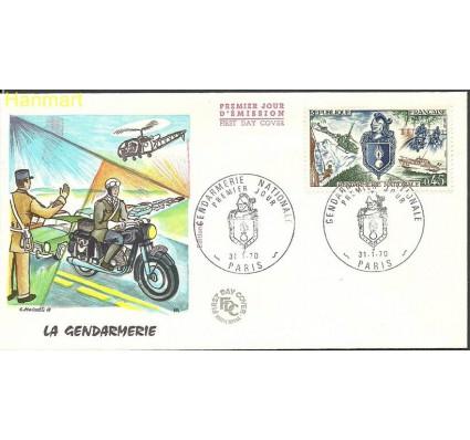 Znaczek Francja 1970 Mi 1695 FDC