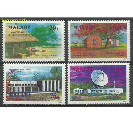Znaczek Malawi 1991 Mi 569-572C Czyste **