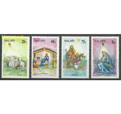 Znaczek Malawi 1991 Mi 577-580 Czyste **