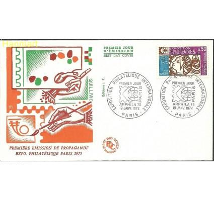 Znaczek Francja 1974 Mi 1863 FDC
