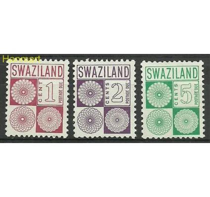 Znaczek Suazi 1971 Mi por 10-12 Czyste **