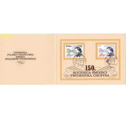 Znaczek Polska 1999 Mi mh3794+FRN3428 Czyste **