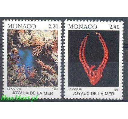 Monako 1991 Mi 2015-2016 Czyste **