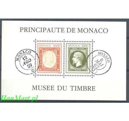 Monako 1992 Mi bl 56 Czyste **