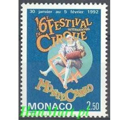 Monako 1992 Mi 2051 Czyste **