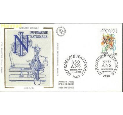 Znaczek Francja 1991 Mi 2830 FDC