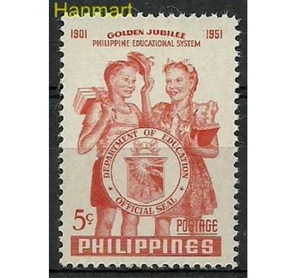 Znaczek Filipiny 1952 Mi 546 Czyste **