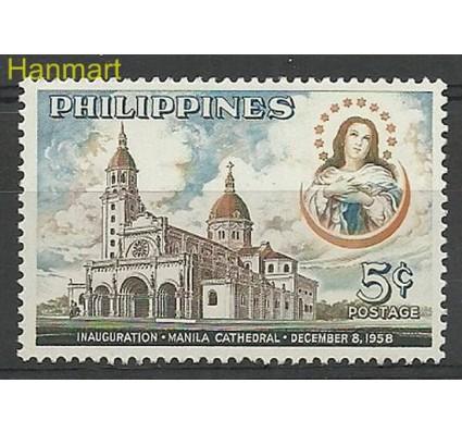 Znaczek Filipiny 1958 Mi 622A Czyste **