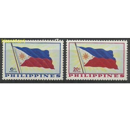Znaczek Filipiny 1959 Mi 626-627 Czyste **